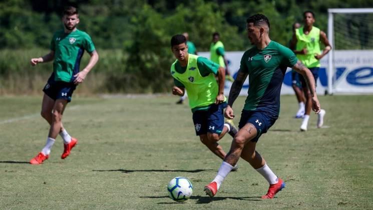 Miguel Silveira (17) - Fluminense - Valor atual: 3,2 milhões de euros - + % - Diferença: 3,2 milhões de euros