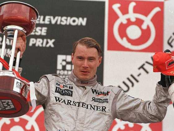 Mika Häkkinen disputou 96 corridas até vencer o GP da Europa de 1997