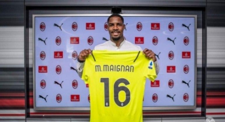 Mike Maignan - Milan