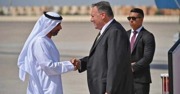 Secretário diz que EUA querem saída pacífica após ataque a refinarias