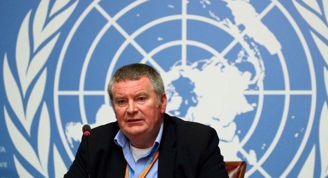 Diretor-executivo da OMS disse que não é possível prever o fim da doença