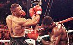 Mike Tyson, boxe