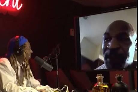 Tyson foi entrevistado por rapper Lil Wayne