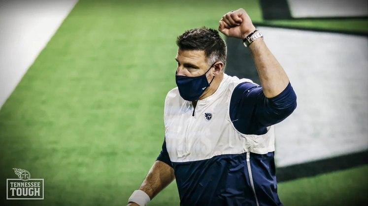 Mike Vrabel (Tennessee Titans): três temporadas para Vrabel, as três acima de 50% de aproveitamento. O primeiro título de divisão desde 2008 para os Titans coroou o excelente trabalho do head coach, cujo ponto alto foi a recuperação das carreiras de Ryan Tannehill e Derrick Henry.