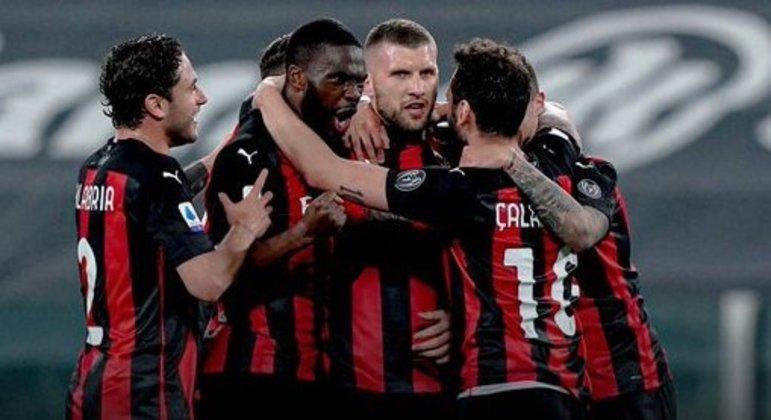 Fim de partida, Juve 0 X 3 Milan