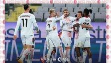A Inter não joga, a Juve perde, o Milan vence, e o Calcio segue vivo