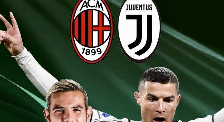 Milan X Juve, agora o duelo de número 290