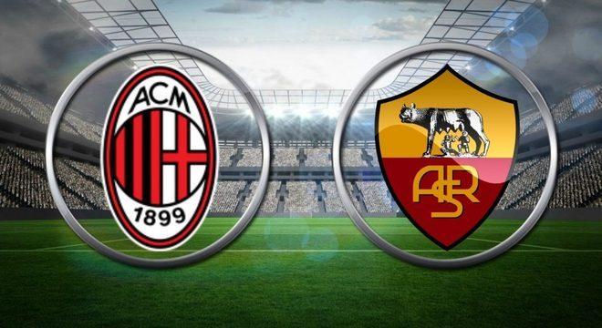Milan X Roma, o duelo que falta na rodada