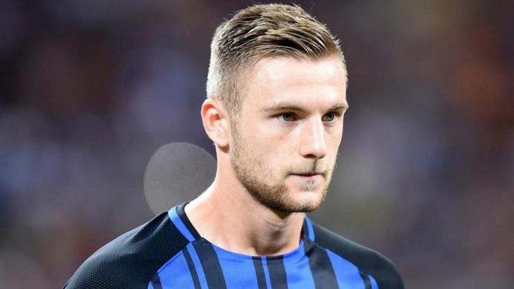 Milan Skriniar - Tem 25 anos e pode trocar a Inter de Milão pelo PSG.