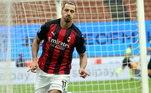 O Milan mostrou neste sábado que não é líder do Italiano por acaso ao vencer o clássico de Milão diante da Internazionale por 2 a 1, no Giuzeppe Meazza. O confronto foi decidido com dois gols de Ibrahimovic, que retornou ao time após se recuperar da covid-19. Os anfitriões marcaram com Lukaku