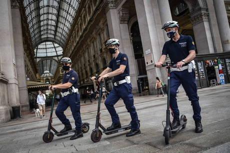 Polícia em Milão prende mafiosos ligados à fraudes