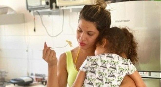Milena quis preservar o futuro das filhas. Não entrou com processo contra Jean