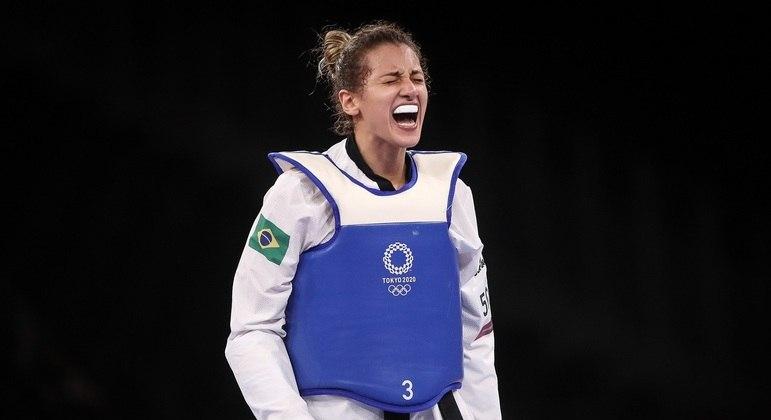 Depois de eliminação de Icaro Miguel, Milena é a única chance de medalha do Brasil
