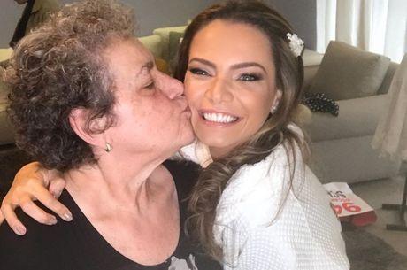 Mãe de Milena morreu na terça-feira (14)