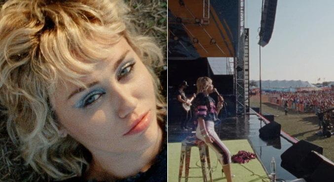 Novo clipe de Miley Cyrus foi gravado durante show no Super Bowl