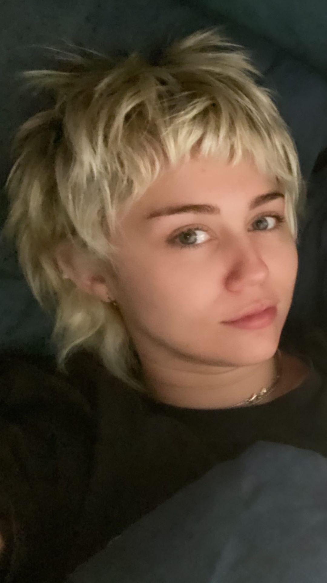 Cabeleireira garantiu que Miley curtiu o resultado