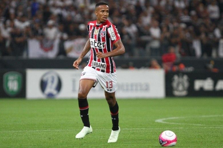 Joia do São Paulo estaria na mira do Manchester City, diz jornal