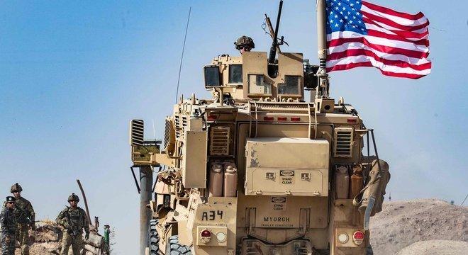 Militares americanos deixaram a fronteira na segunda-feira, antes da ofensiva turca