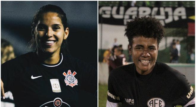 Mylene e Luciana são destaques de Corinthians e Ferroviária, no Brasileiro