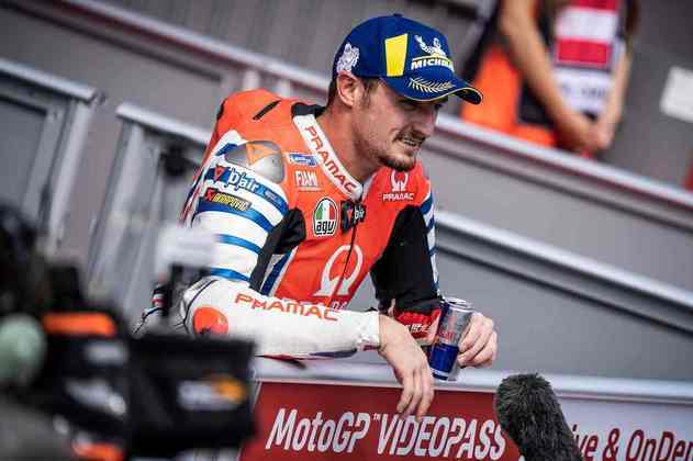 Miller completou o pódio no Red Bull Ring