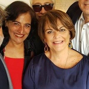 """Miloca Nagle e Leonor Corrêa trabalham na série """"Super Liz"""""""