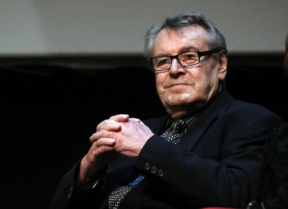 Morreu o realizador de Amadeus, Milos Forman, aos 86 anos