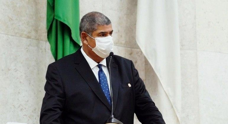 Milton Leite, presidente da Câmara Municipal de São Paulo