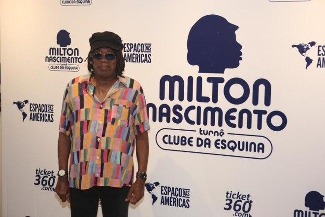621c3ee16a Milton Nascimento apresenta turnê do Clube da Esquina em São Paulo