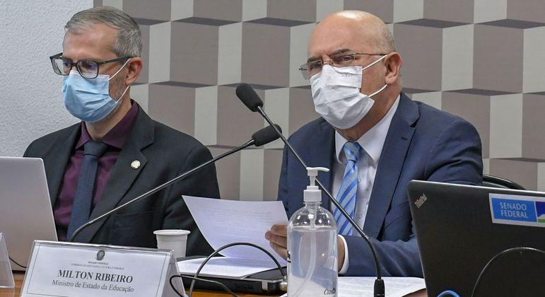 Milton Ribeiro disse que a iniciativa segue o modelo já implementado por outros países