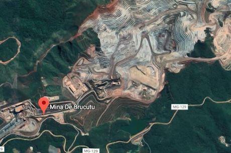 Barragem pertence à mina de Brucutu
