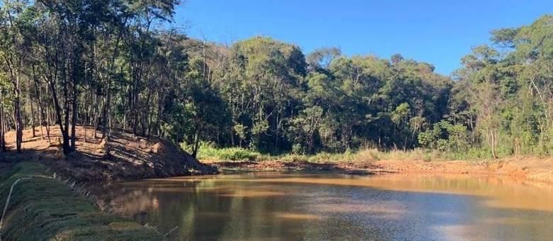 Mais de 5 mil m³ de sedimentos foram retirados a partir da drenagem