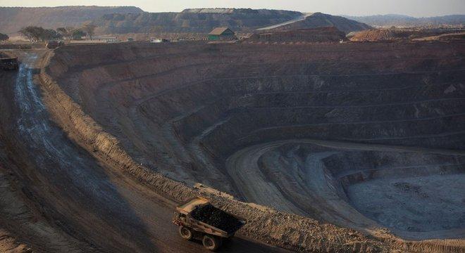 Per-Anders Pettersson A Glencore é uma das maiores empresas de mineração do mundo