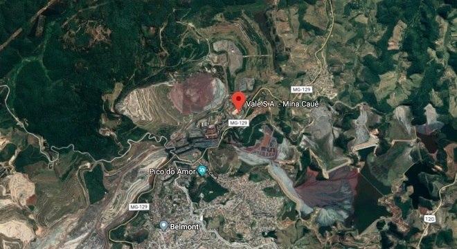 Justiça determina que Vale suspenda lançamento de rejeitos em Mina de Itabira