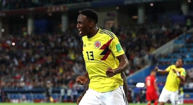 Autor de três gols na Copa do Mundo, Mina é alvo do Manchester United