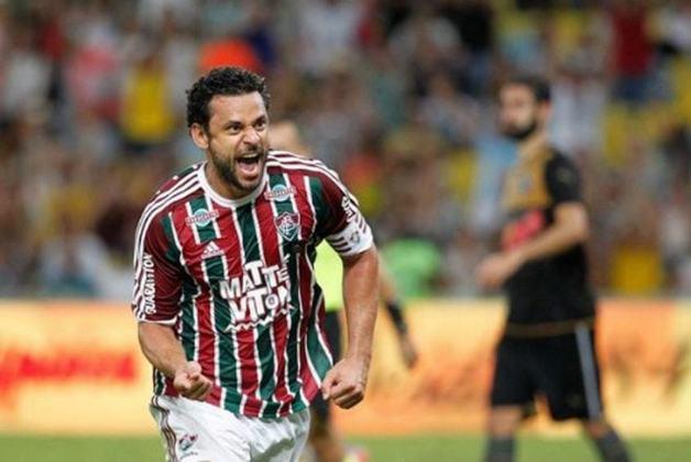 Minas Gerais: Fred, 172 gols, terceiro maior artilheiro do clube e próximo de voltar