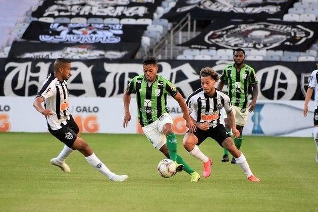 Minas Gerais - No Campeonato Mineiro, o Atlético-MG venceu o América por 2 a 1 no Mineirão, no jogo de ida das semifinais. Nesta quarta, os dois times voltam a se enfrentar na Arena Independência. Na outra semifinal, Tombense e Caldense lutam por uma vaga na final do estadual. No primeiro confronto, o alvirrubro venceu por 1 a 0.