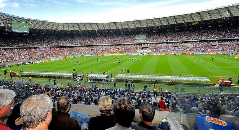 Cruzeiro jogará com torcida no Mineirão, nesta sexta, contra o Confiança