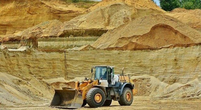 Crescimento das cidades aumenta a necessidade de extração de areia