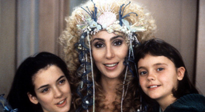 Minha Mãe é Um Sereia, com Cher, teve produção de Evelyn