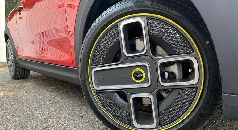 Rodas fechadas com estilo único não são unanimidade e estão presentes nos modelos Top e Top Collection