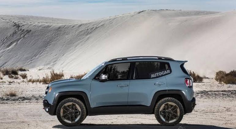 A Jeep pode estar preparando mais um lançamento para o mercado automotivo europeu