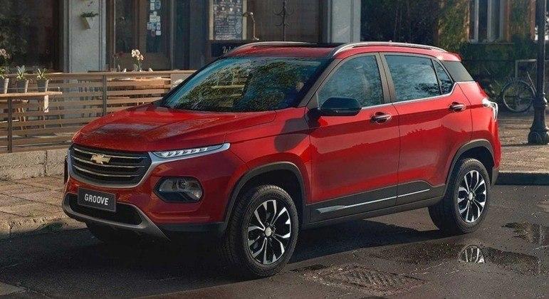 Chevrolet Groove será equipado com motor 1.5 aspirado de 105 cv