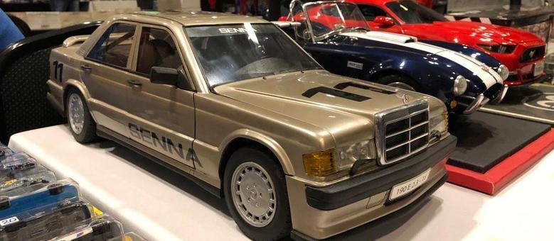 Mercedes-Benz, Cobra ou Mustang à venda por R$ 12 mil sob encomenda