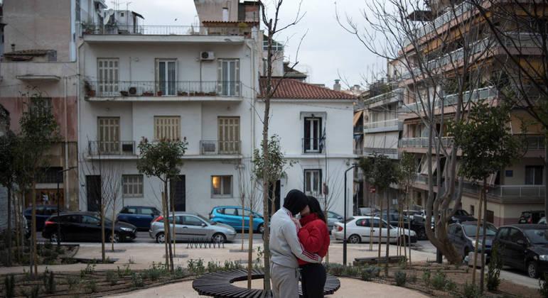 Miniparques parecem ser a alternativa para combater o aquecimento global na Grécia