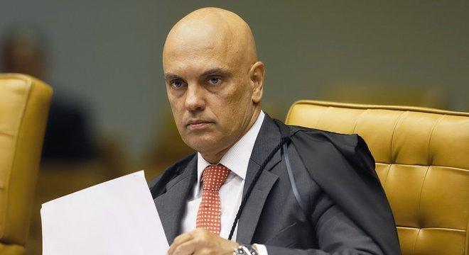 Decisão do ministro Alexandre de Moraes tem caráter provisório