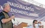 Ministro Bento Albuquerque participa de evento em Minas Gerais