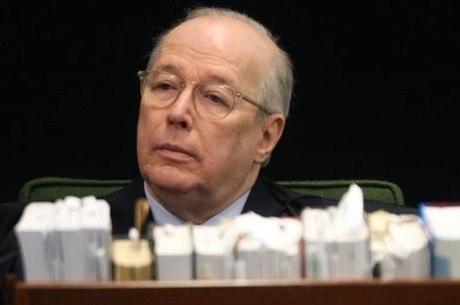 Ministro Celso de Mello se recupera bem da cirurgia no quadril