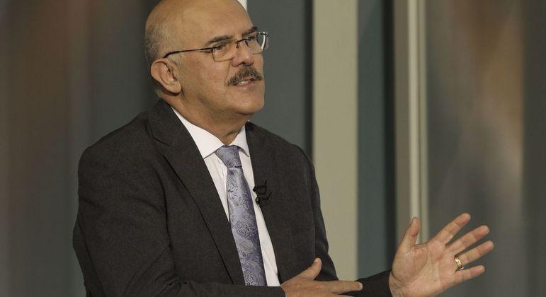 Ministro da Educação Milton Ribeiro fala sobre inclusão de crianças deficientes