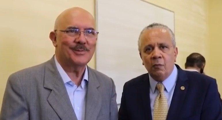 Ministro da Educação Milton Ribeiro e dep. Tenente Nascimento (PSL) defendem regulamentação do homeschooling