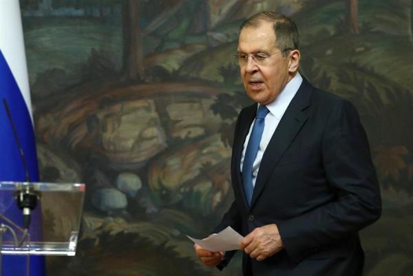 Ministério das Relações Exteriores da Rússia atuou como intermediário entre as partes
